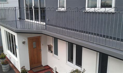 Roofed Balcony by Grp Balcony Systems Amp Roof Terraces Topseal Grpproshield