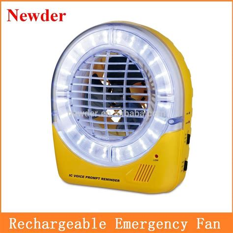 aa battery operated table fans 5 quot rechargeable battery operated emergency fan ac dc table