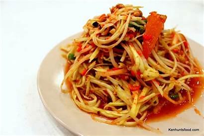 Thai Spicy Tam Som Tesco Penang Salad