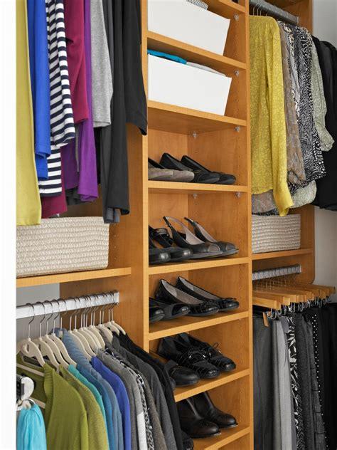Shoe Racks Closet by Shoe Storage Ideas Hgtv