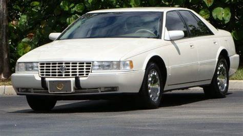 Buy Used 1994 Cadillac Seville Sts Luxury Sedan Florida