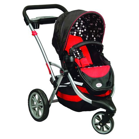 Baby Stroller by New Baby Stroller Contours Options 3 Wheel Stroller On