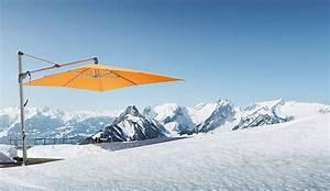 Sonnenschirme Gastronomie 5x5m : glatz sombrano s sonnenschirm serie ampelschirme ~ Yasmunasinghe.com Haus und Dekorationen