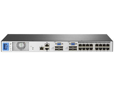 Hp Console by Hpe 0x2x16 G3 Kvm Console Switch Af652a Price In Dubai