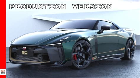 nissan gt   italdesign production version youtube