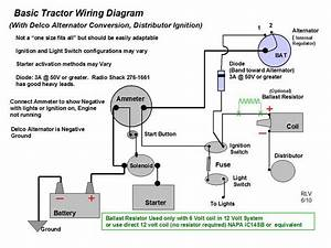 Oliver 77 Wiring Diagram