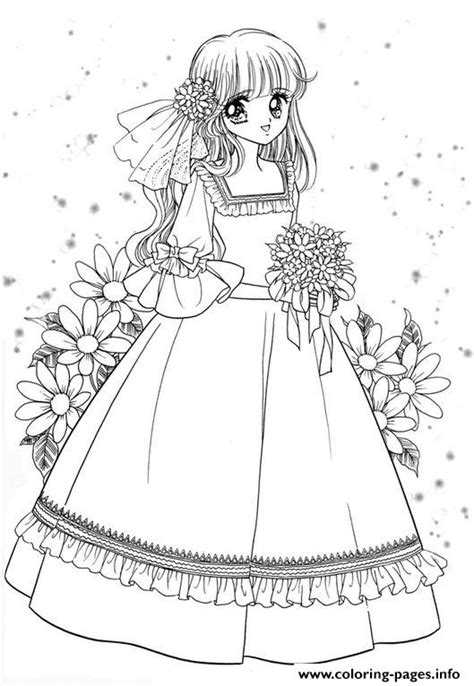 glitter force happy paradise girl coloring pages printable