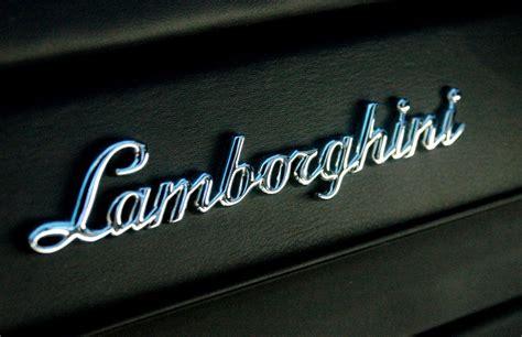 Amazing Lamborghini Logo History Hd Wallpaper Free