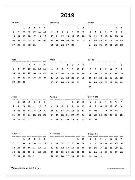 calendario ds michel zbinden pt