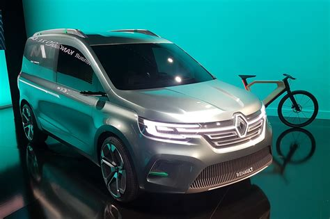 Renault Kangoo 2020 by Renault Kangoo 3 Z E Concept Un Avant Go 251 T Du Nouveau