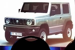 Nouveau Suzuki Jimny 2018 : new 2019 suzuki jimny suv first leaked images and spy shots auto express ~ Medecine-chirurgie-esthetiques.com Avis de Voitures