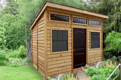 she shed sunshed garden 12 x12 outdoor living today - The Cedar Shed