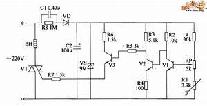Eggs Hatching Incubator Circuit Diagram 3