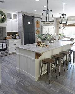 39, Great, Ideas, For, Modern, Farmhouse, Kitchen, Decorations