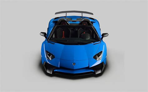 2016 Lamborghini Aventador Lp750 4 Sv Roadster Wallpaper