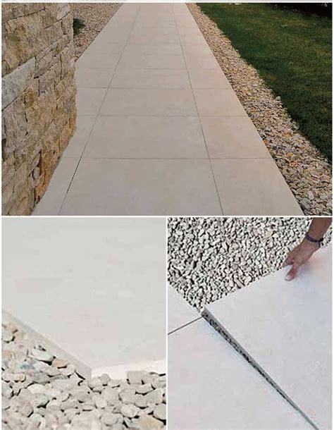 tipi di pavimento cool questo tipo di posa come quella su sabbia o su prato