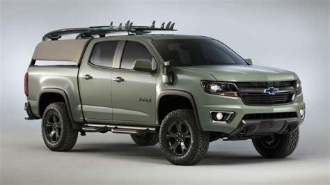 Modifikasi Chevrolet Colorado by Mobil Cabin Chevrolet Ini Dimodifikasi Untuk