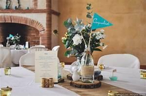 Nom De Table Mariage Champetre : 90 id es de noms de table selon des th mes de mariage pr cis ~ Melissatoandfro.com Idées de Décoration