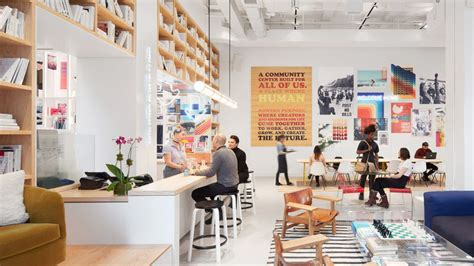 creative  working spaces