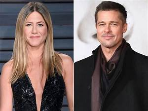 Brad Pitt and Jennifer Aniston Have Been in Touch Via Text ...