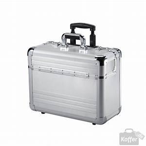Koffer Zum Rollen : dermata alu pilotenkoffer auf rollen 7298 jetzt auf kaufen ~ Markanthonyermac.com Haus und Dekorationen