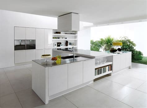 modern kitchen design idea 30 contemporary white kitchens ideas modern kitchen designs