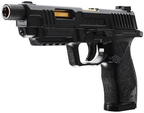 Umarex SA10 CO2 Blowback Pellet and BB Pistol Table Top ...