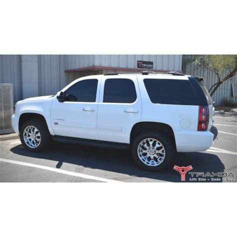 Cadillac Escalade Lift Kit by Traxda 2 5 Front 1 25 Rear Lift Kit For 2007 2014