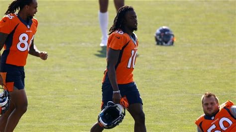 Broncos rookie Jerry Jeudy shines in training camp ...