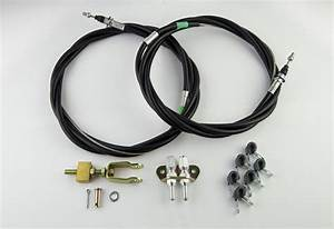 Wilwood Disc Brakes - Parking Brake Cable Kit
