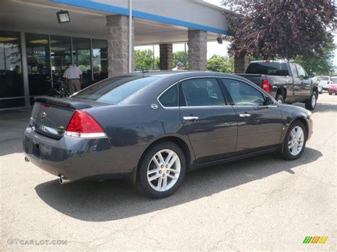 2008 Chevrolet Impala Ltz 2008 slate metallic chevrolet impala ltz 51288317 photo