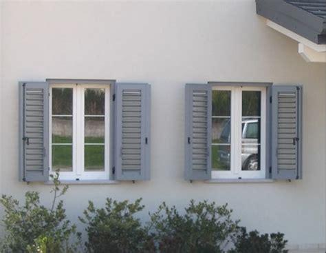 finestre e persiane in pvc scuri e persiane in pvc