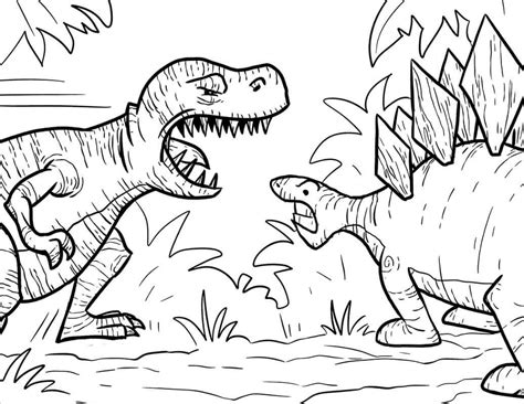 dino coloring pages 35 free printable dinosaur coloring pages