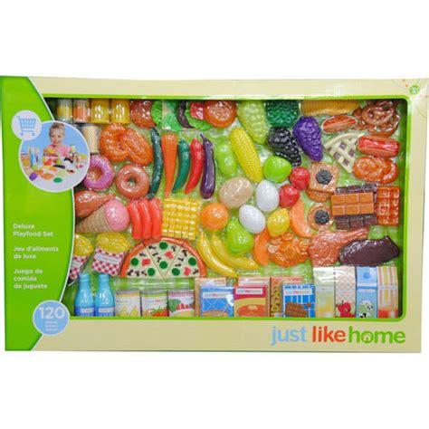 cuisine toys r us just like home mega food playset toys r us