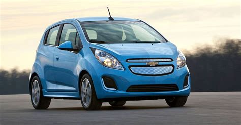 Most Efficient Electric Vehicle by Chevy Spark Ev Is World S Most Efficient Electric Car Says Gm