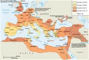 Ancient Rome Tiber River Map