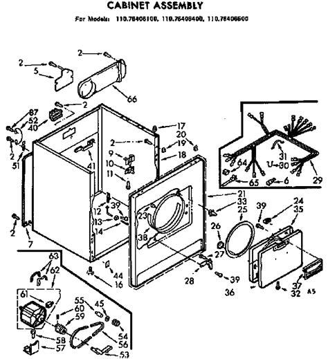 kenmore 90 series dryer parts diagram kenmore 90 series washer parts manual browse manual