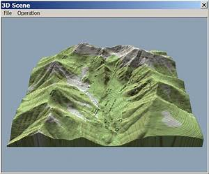 3D Perspective Views With 3DEM