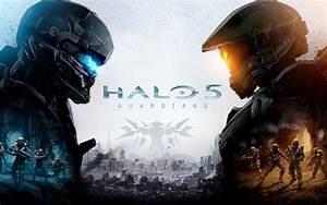 Halo 5 Dual Monitor Wallpaper