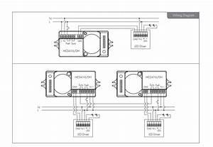 Hcd418  Dh Daylight Harvest Hf Sensor Independent Dali Sensor