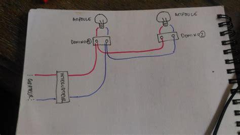 cite de cuisine branchement électrique interrupteur et deux appliques