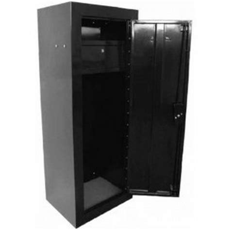 homak mfg hs30120140 14 gun first watch cabinet black