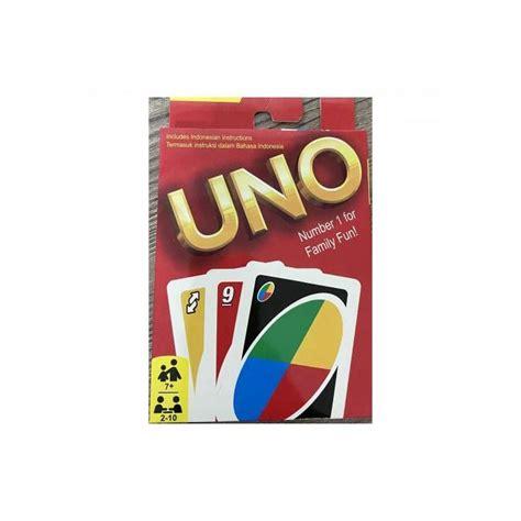 foto de Uno jeu de cartes Famille Amusement à prix pas cher
