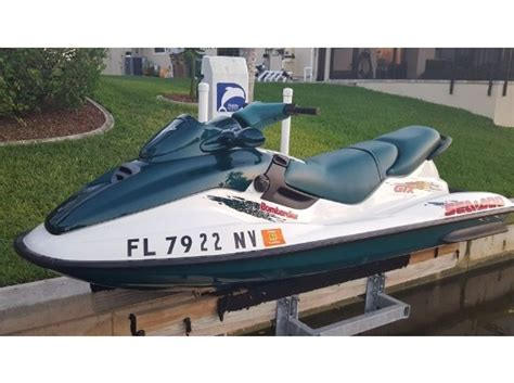 Seadoo Hits Boat by 1996 Sea Doo Gtx Boats For Sale