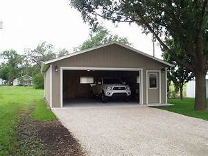 sturdi bilt detached garages and workshops wichita kansas With 24x24 steel garage