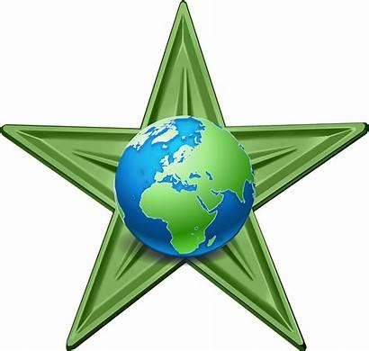 Environment Barnstar Hires Wikipedia