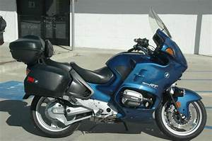 1996 Bmw R1100rt Standard Motorcycle From Pomona  Ca Today