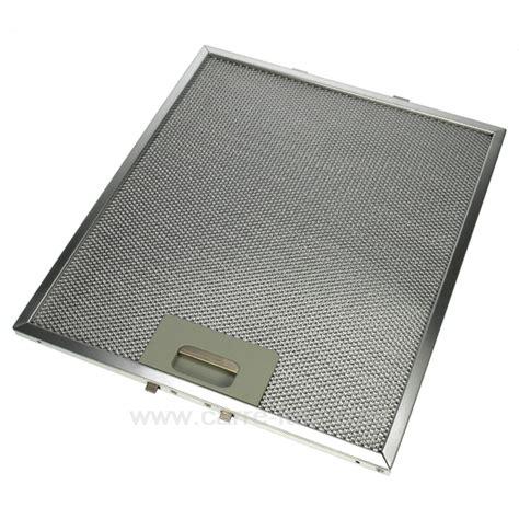 filtre cuisine filtre à graisse métal 267x303 mm de hotte aspirante