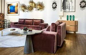 Hubert De Malherbe : la collection b ton d sarm de meubles en ciment et rubis de malherbe edition luxe ~ Melissatoandfro.com Idées de Décoration