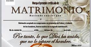 IGLESIA MAR ABIERTO: CERTIFICADOS DE MATRIMONIO PARA DESCARGAR GRATIS